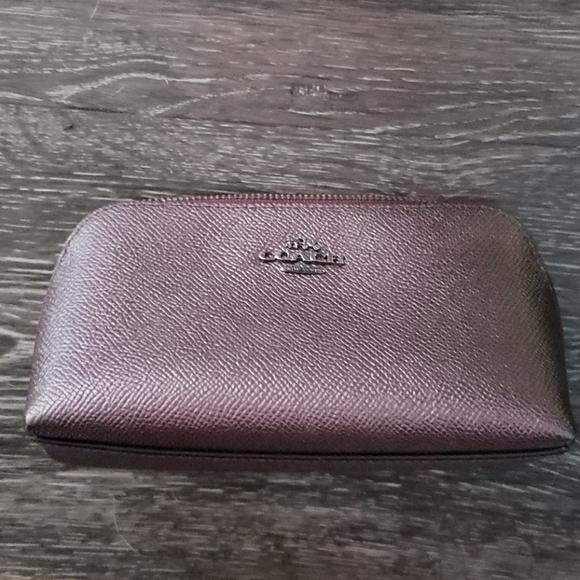 Coach Handbags - Coach Cosmetic Bag NWT